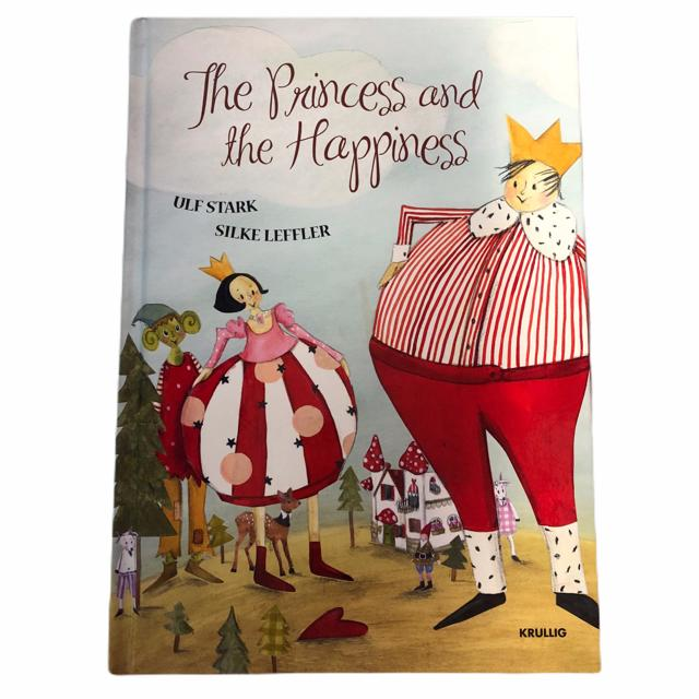 BOOK-The Princess and the Happiness - The Kids Shoppe Windsor