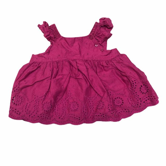 Baby Gap Girl's Purple Dress (size 3-6 months) - The Kids Shoppe Windsor