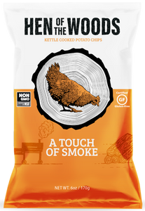 Multi-Pack of Touch of Smoke Kettle Chips