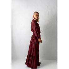 Load image into Gallery viewer, Clemence Maxi, Merlot