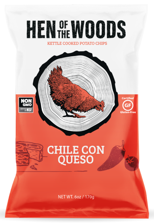 Multi-Pack of Chile con Queso Kettle Chips