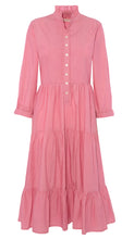 Load image into Gallery viewer, Dakota Dress, Pink Poplin