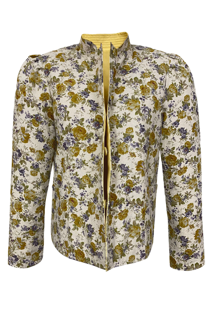 Magic Jacket, Yellow Rose