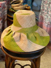 Load image into Gallery viewer, Palm Beach Classic Striped Raffia Hat
