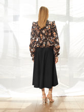 Load image into Gallery viewer, Laila Blouse, Spring Flowers