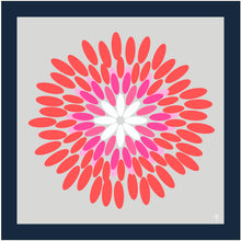 Load image into Gallery viewer, POSIE Navy Dove Pink