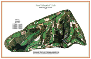 Pine Valley Map