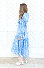Load image into Gallery viewer, Emily Dress, Powder Blue