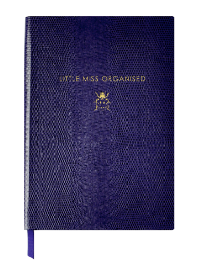 Little Miss Organized Notebook