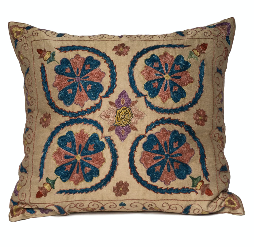 Caryn Suzani Pillow