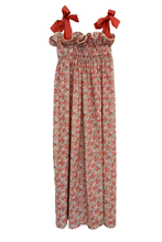 Load image into Gallery viewer, Jaime Dress, Liberty Swirling Floral Cotton Lawn
