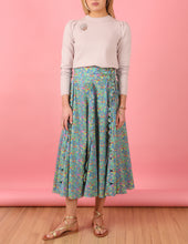 Load image into Gallery viewer, Puff Sleeve Petite Crew, Blush