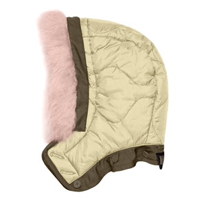 The Reversible Quilted Hood