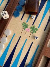 Load image into Gallery viewer, Custom Backgammon Board, Walnut