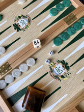 Load image into Gallery viewer, Custom Backgammon Board, Cherry