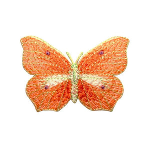 ID 2086 Fairy Butterfly Patch Garden Fly Bug Insect Embroidered Iron On Applique