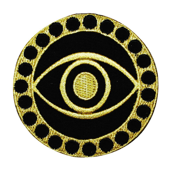 Marvel Doctor Strange Mystic Eye Patch Logo Superhero Costume Iron On Applique