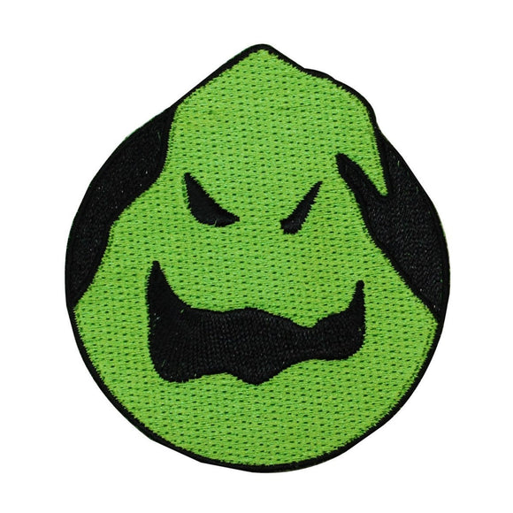 Disney Nightmare Before Christmas Oogie Boogie Boogieman Patch Iron On Applique