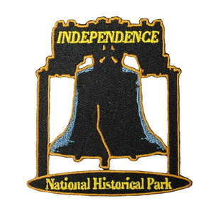 Independence National Historical Park Patch Travel Embroidered Iron On Applique