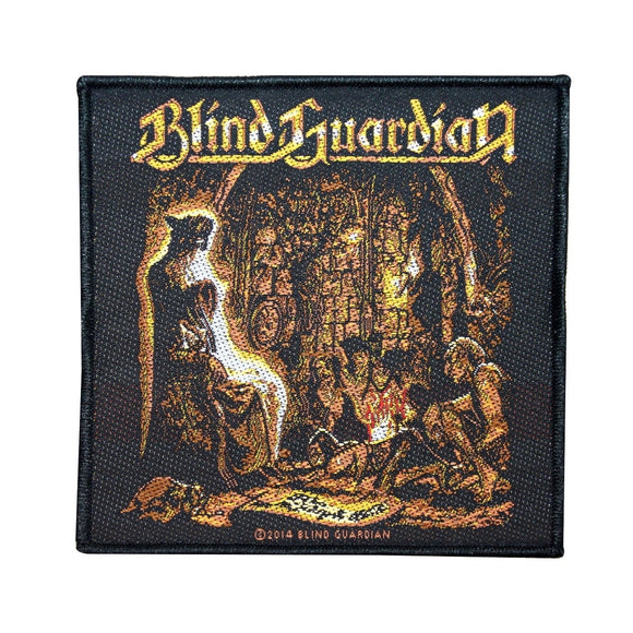Blind Guardian Tales from the Twilight Patch Album Art Band Sew On Applique