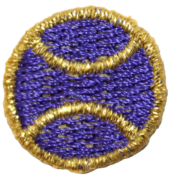 ID 1554 Lot of 3 Purple Tennis Ball Patch Sports Embroidered Iron On Applique