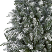 Load image into Gallery viewer, 7ft Flocked Lapland Spruce Christmas