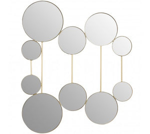 Multi Mirror Design Wall Mirror