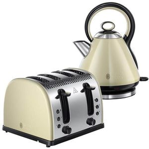 Russell Hobbs Legacy Kettle & Toaster Set