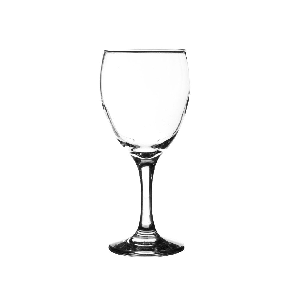 Essentials Set 6 White Wine Glasses 25cl