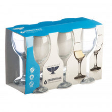 Load image into Gallery viewer, Essentials Set 6 White Wine Glasses 25cl