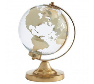Small Glass Globe