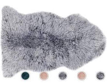 Load image into Gallery viewer, 100% Sheepskin Rug