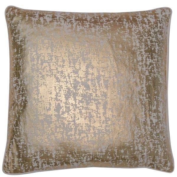 Shimmer Gold Cushion 45 x 45 cm