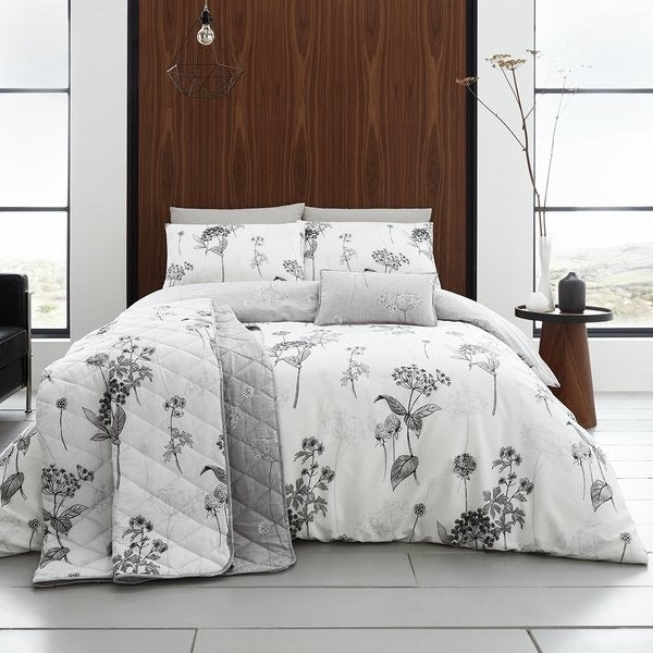 Cloverley Duvet Set King 6x6ft