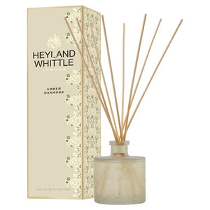 Amber oakmoss Reed Diffuser 200ml