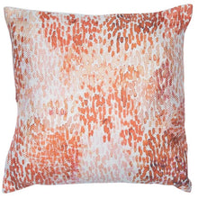 Load image into Gallery viewer, Tanvi Orange Cushion