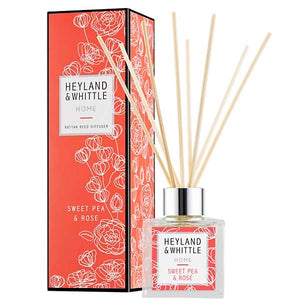 Sweet Pea & Rose Reed Diffuser 100ml