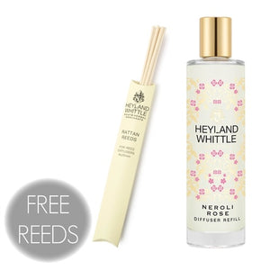 Neroli Rose Reed Diffuser Refill 200ml