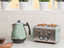 Load image into Gallery viewer, Haden Cotswold 1.7L Kettle - Sage