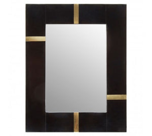 5x7 Black & Gold Photo Frame