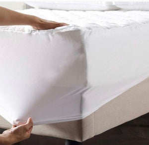 Extra Deep 100% Waterproof Microfibre Quilted Mattress  Protector ⁣