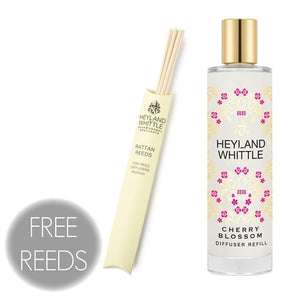 Cherry Blossom Reed Diffuser Refill 200ml