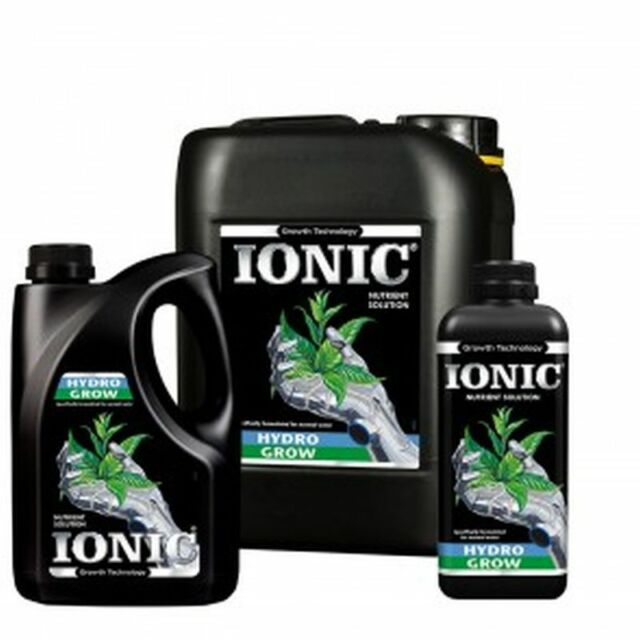 Growth Technology Ionic Hydro Grow Hard Water
