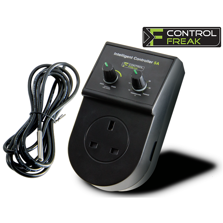 Control Freak 5 Amp + Probe