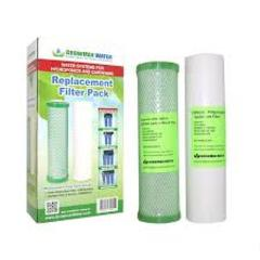 Replacement filter pack Eco/Power Grow