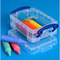 Really Useful Boxes® Plastic Storage Box 0.2 Liter