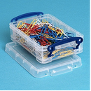 Really Useful Boxes® Plastic Storage Box 0.35 Liter