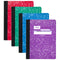 Mead 3 Subject Compostion Notebook - Wide Ruled - 120 Sheets