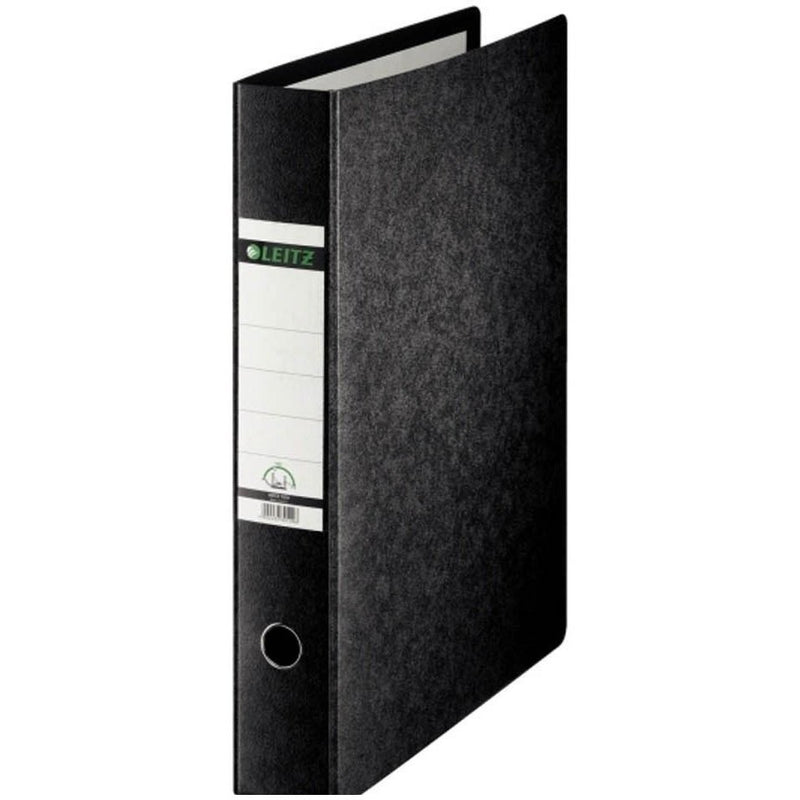 Leitz A3 Box File Upright - 77mm Spine - (Black)