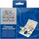 Winsor & Newton Cotman Water Color Compact Box